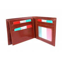 Gino GMV Leather Wallet