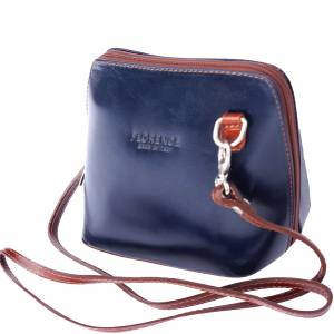 Dalida leather cross-body bag