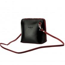Dalida leather cross-body bag