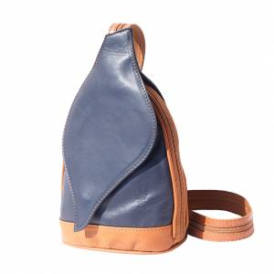 Foglia Leather Backpack