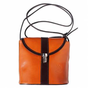 Giona leather cross body bag
