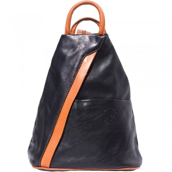 Vanna leather Backpack