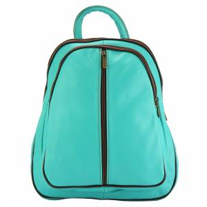 Ghita leather backpack