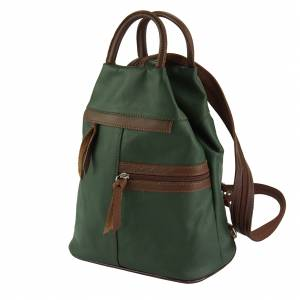 Sorbonne leather Backpack