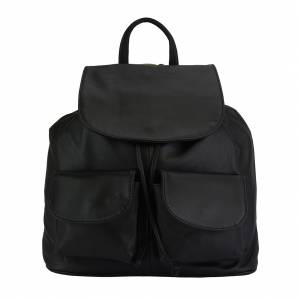 Irene leather Backpack