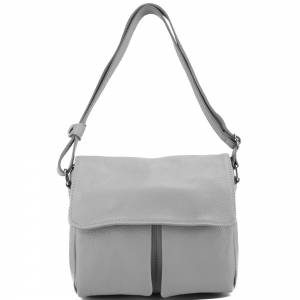 Argelia leather shoulder bag