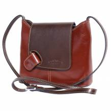 Leather shoulder bags, made by the skilled hands of our artisans