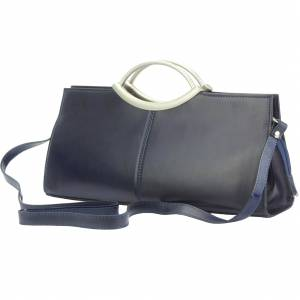 Cipressino leather hanbag