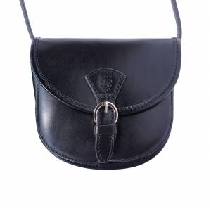 Adina leather cross-body bag