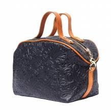 Tarsilla Leather makeup bag