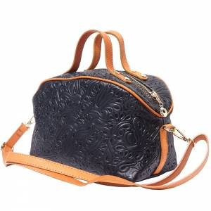 Tarsilla Leather makeup bag