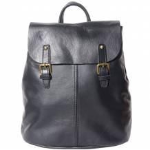 Vara leather backpack