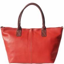 Vincenza leather tote bag