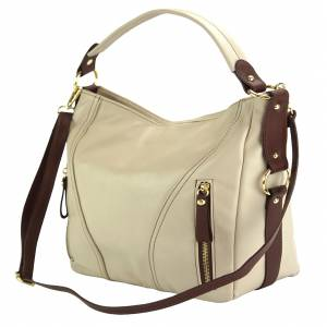Sabrina GM leather shoulder bag