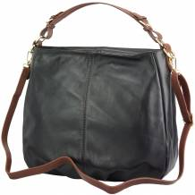 Tournon leather shoulder bag - Stock