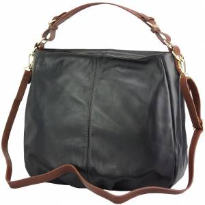 Tournon leather shoulder bag