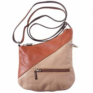 Licia leather cross-body bag