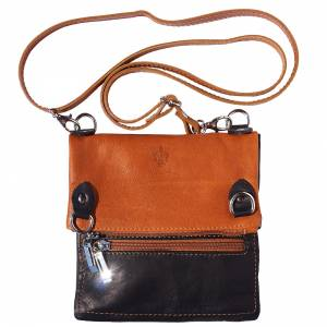Brigit Shoulder bag in soft genuine leather