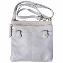 Wanda leather cross body bag