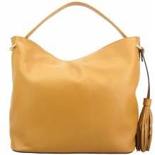 Mazarine leather bag