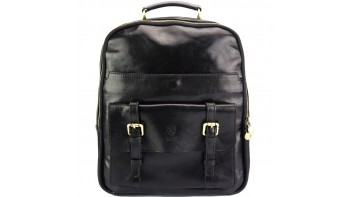 Alex Backpack in leather