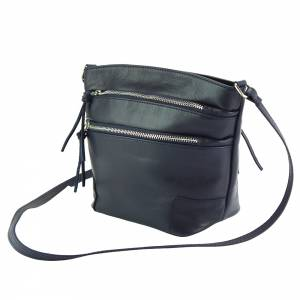 Arianna leather cross body bag