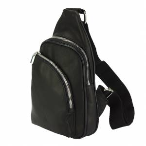 Gerardo leather Single backpack