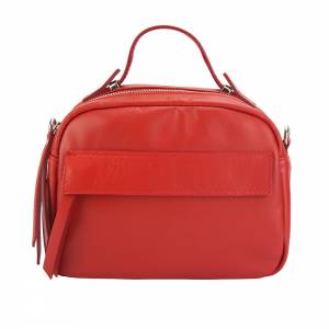 Lorena leather Handbag