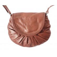 Cecilia leather cross-body bag