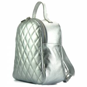 Basilia leather Backpack
