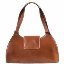 Floriana leather Handbag