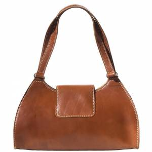 Floriana leather Handbag
