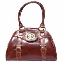Romina leather bag