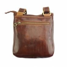 Vito cross body leather bag