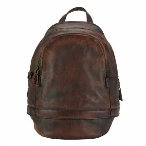 Marinella Leather Backpack