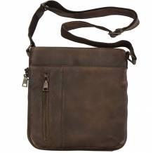 Oscar Cross body leather bag
