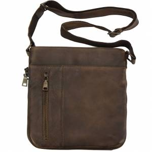 Oscar Cross body leather bag