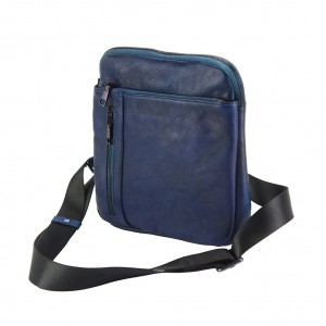 Gaspare cross body leather bag
