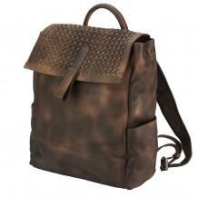 Nicola Leather Backpack
