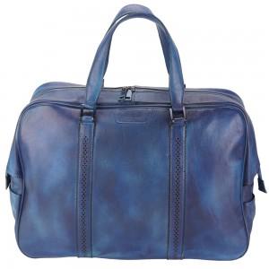 Travel bag Danilo in vintage leather