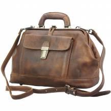 Croisette leather Handbag