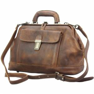 Croisette leather Handbag