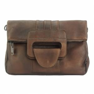 Multipurpose Clutch Solaio by vintage leather