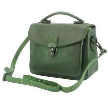 Montaigne Handbag by vintage leather