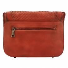 Shoulder flap bag Luna GM by vintage leather
