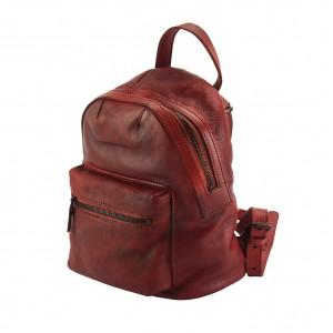 Teresa Leather Backpack