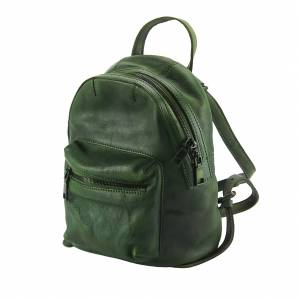 Teresa Leather Backpack