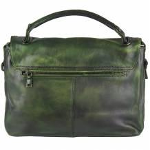 Natalina leather Messenger bag