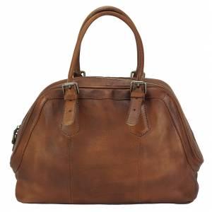 Zaira Leather Handbag