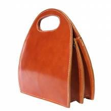 Samantha leather handbag